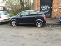 Audi a2 1.4 petrol 5 speed manual breaking for spares
