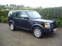 Land Rover Discovery 3 2.7TD V6 auto 2006MY SE