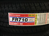225/60R/17 NEW Firestone FR710 @ Auto Trax 647 347 8729 City of Toronto Toronto (GTA) Preview