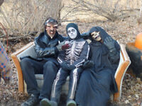 Haunted Forest Actors Wanted