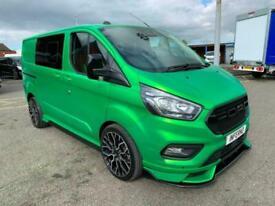 Ford Transit Custom 2.0 TDCI Limited L1 DCIV Auto 185ps
