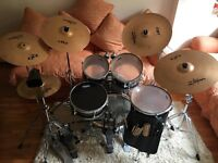 AMAZING OFFER - Intermediate Drum Kit for Sale