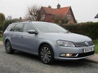 2014 Volkswagen Passat 2.0 TDI BLUEMOTION TECH EXECUTIVE 5DR TURBO DIESEL EST...