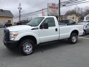 2014 Ford F-250 Super Duty 4x4 XL 2dr Regular Cab 8 ft. LB Picku