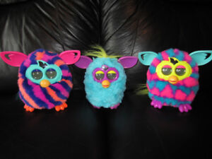 Funky Furby's  2 Remaining