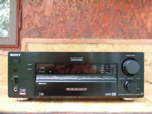 Sony STR-DB840 - AV receiver - 5.1 channel 5 x 100 W No remote