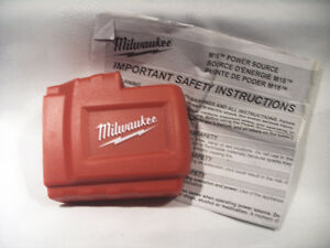 Milwaukee Portable Power Source