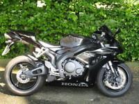 HONDA CBR1000RR, 2007/07, 15,665 MILES