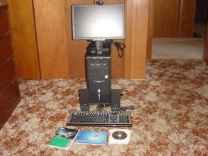 Complete Desktop PC System With Windows XP ro + Accessories