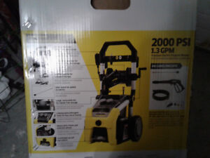Almost new Karcher K2010 Electric Pressure Washer for sale