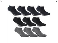 10 Donnay trainer socks 6-11 or 11-14