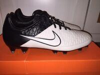Nike Magista Orden LTHR FG Size UK 8 football boots