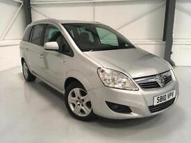 Vauxhall/Opel Zafira 1.8i 16v VVT 2010MY Energy