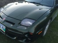 2000 Pontiac Sunfire GT with 2X 12 inch subs