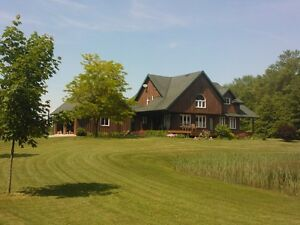 House and Farm for sale
