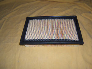 Wix #42484 (ca9332) Air Filter - 2002-10 Ford/Mercury/Lincoln