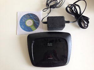 Cisco Linksys Wireless-N Home Router model WRT 120N