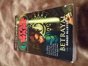 Star Wars Legacy of the Force: Betrayal