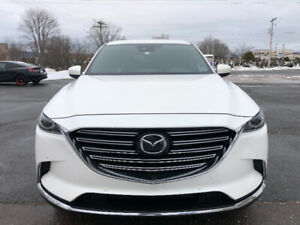 2018 Mazda CX-9 GT   , 7 passenger loaded
