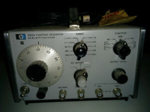 HP Frequency Generator