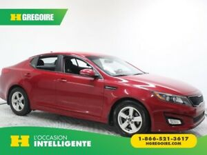 2014 Kia Optima LX A/C banc chauffant  Bluetooth cruise control