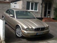 Jaguar xj8 gold 3.5