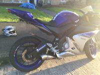 Yamaha yzf 125 2015