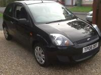 2008 08 Ford Fiesta 1.25 Style Climate 19,000 miles
