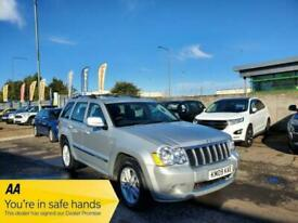image for 2009 Jeep Grand Cherokee 3.0 CRD Overland 5dr Auto ESTATE Diesel Automatic