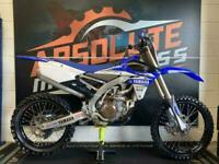 YAMAHA YZF450 2017 YZF 450 - MOTOCROSS BIKE - FINANCE & DELIVERY AVAILABLE