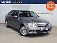 2010 MERCEDES BENZ C CLASS C220 CDI BlueEFFICIENCY Elegance 4dr