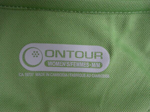 Brand New With Tags - Women's Golf Shirt - Size M - NWT - BNWT Kitchener / Waterloo Kitchener Area image 3