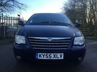 Chrysler Grand Voyager limited 7 seater folding seats