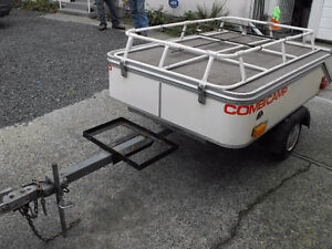 Perfect Tent Trailer for One or ???