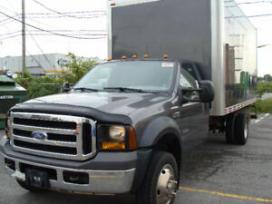 2006 Ford F-550 XL Camionnette