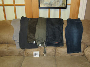 Women's Size 14/15 Lot of Pants