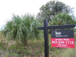 0.58 Acre near Fort Myers, Florida! Build 2 Homes or a Duplex.