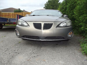 2007 Pontiac Grand Prix Sedan Sport 2500$ Negociable
