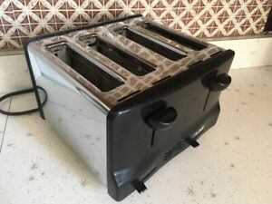 Grille-pain 4 tranches