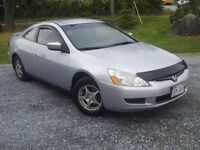 2004 Honda Accord LX Coupe (2 door)