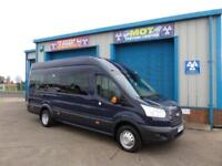 Ford Transit 460 TREND H/R MINIBUS TREND 17 SEAT with AIR CON