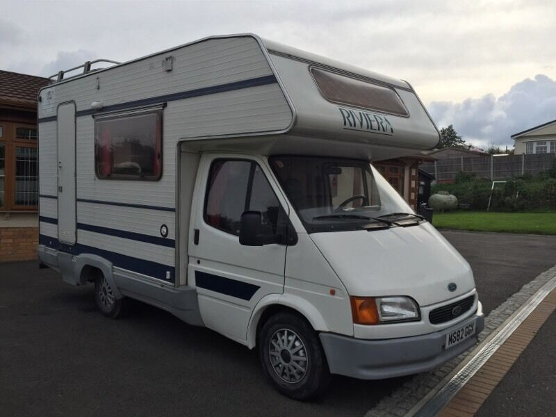 1995 elddis riviera ford transit turbo diesel motorhome in romford london gumtree. Black Bedroom Furniture Sets. Home Design Ideas