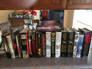 Stephen Kings novels