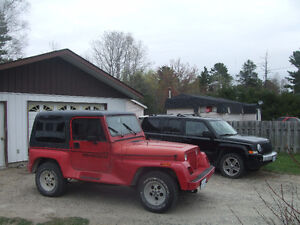 1991 Jeep Renegade Coupe (2 door)