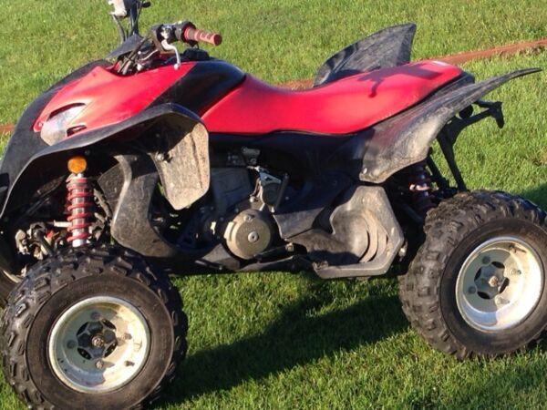 Used 2008 Honda trx700xx