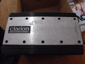 Clarion car stereo AMP