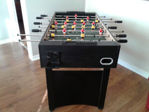 THIS IS A VERY STURDY TABLE TOP FOOTBALL GAME