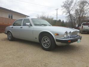 1982 Jaguar XJ6 128k Safetied $3500  Very Nice car