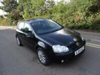 2004 Volkswagen Golf 2.0 FSI GT + LEATHER + SAT NAV + SUNROOF + 11 MONTHS MOT