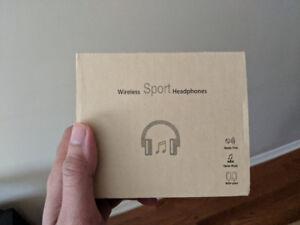 NEWSTYLE Wireless Sport Headphones - IPX7 Waterproof
